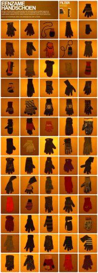 eenzame-handschoen